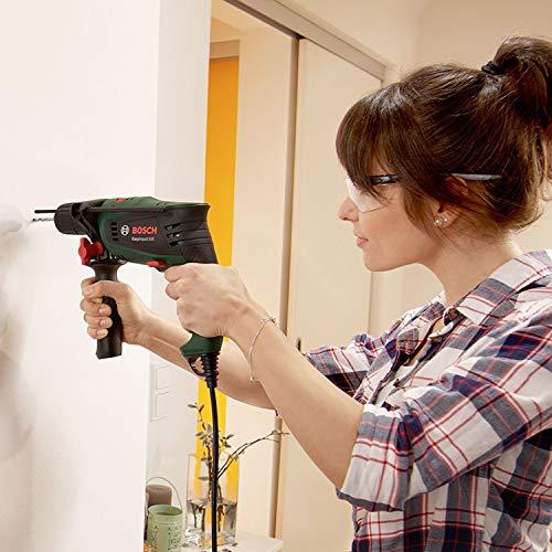 Bosch 0603130070 EasyImpact 550 Hammer Drill, Green, 12.5 cm*37.0 cm*38.6 cm £34 @ Amazon