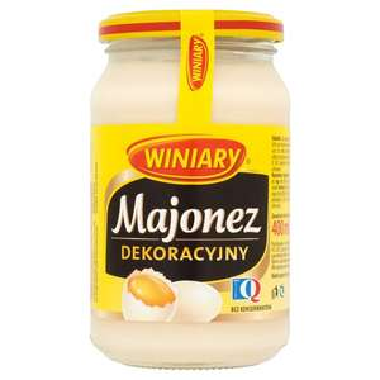 Winiary Mayonnaise 400Ml - £1 (Clubcard Price) @ Tesco