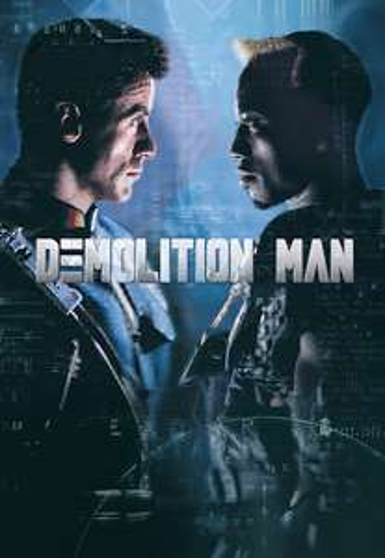 Demolition Man HD £3.99 Amazon Prime Video