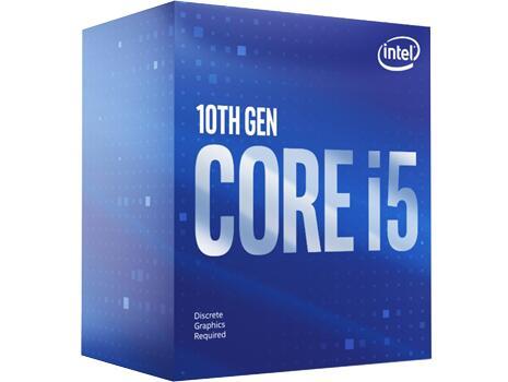 Intel Hex Core i5 10400F Core i5 Comet Lake CPU/Processor - £124.48 delivered @ Scan
