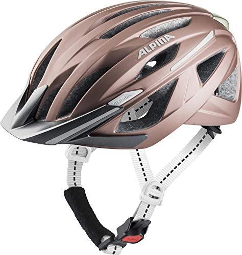 ALPINA HAGA Bike Helmet 2020 rose matt, Size 51-56 £29.16 @ Amazon