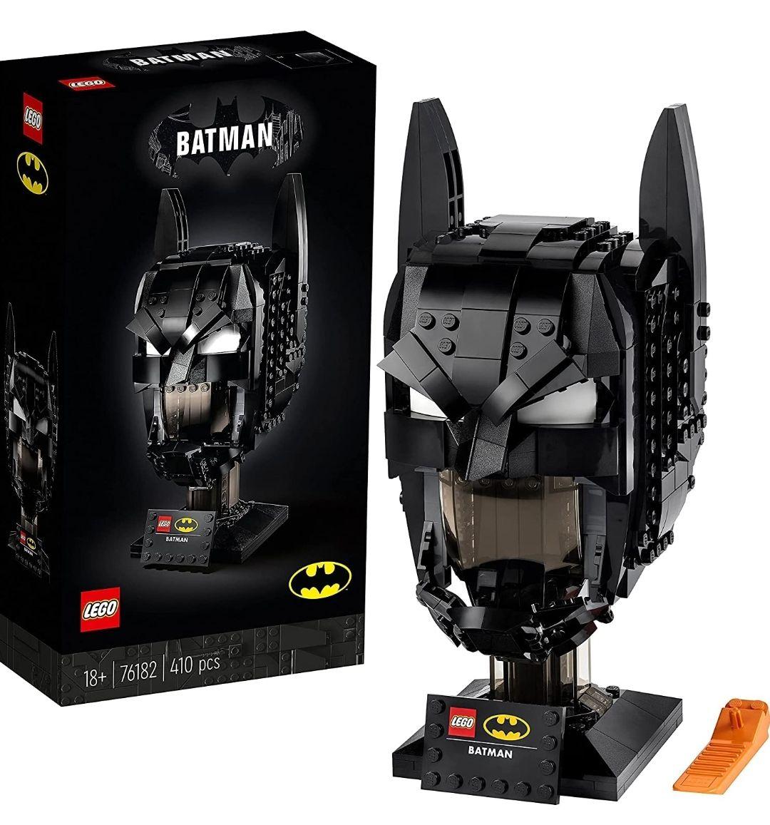 LEGO Batman 76182 Cowl Mask £33.00 at Amazon