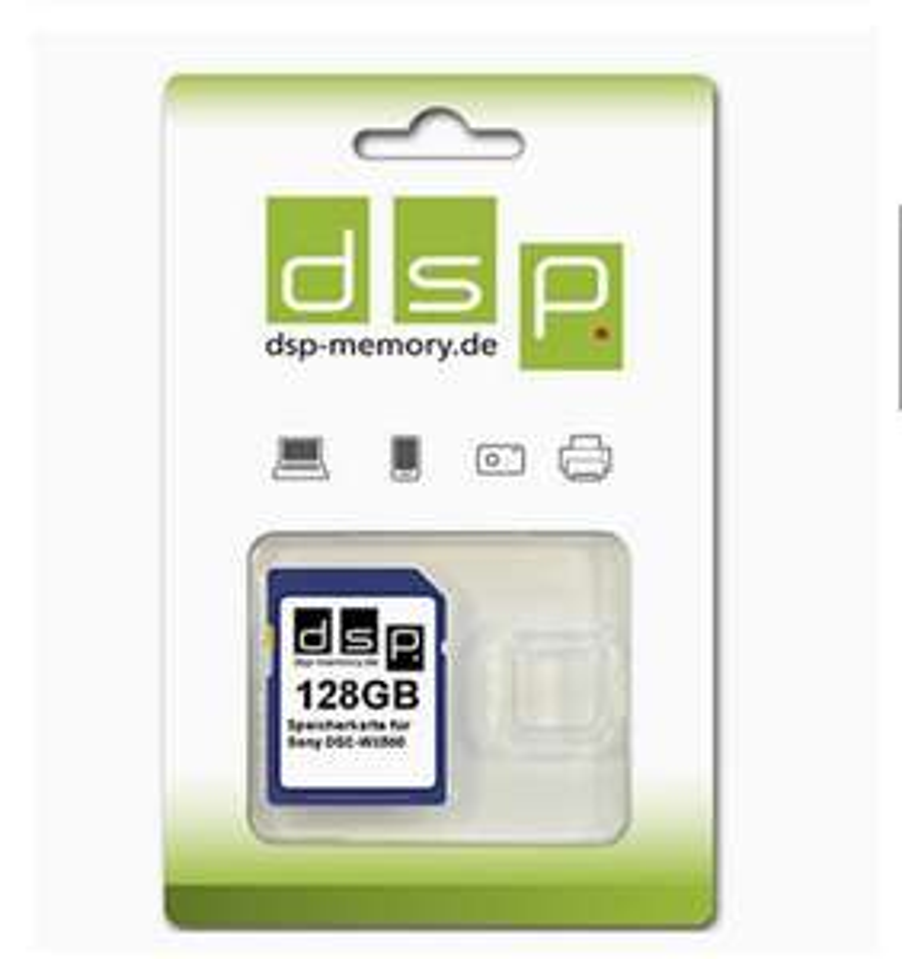 DSP 128gb SD Card - £7.32 prime (+£4.49 nonPrime) at Amazon