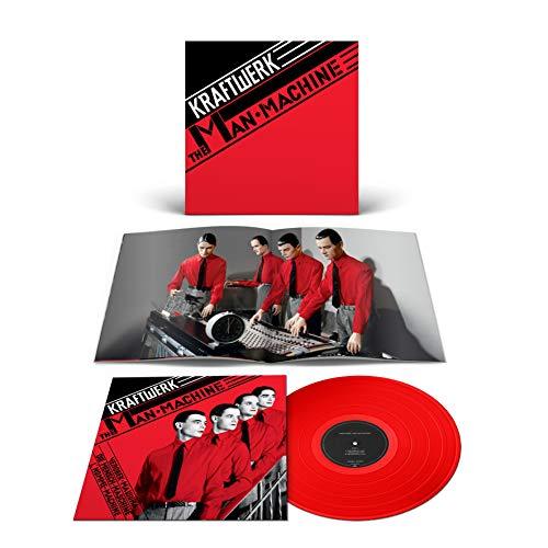 The Man-Machine (Transparent Red Vinyl) [VINYL] £20.98 at Amazon