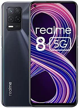 Realme 8 5G Smartphone, Dimensity 700 5G Processor, 90HZ, 5000mAh- £160.59 (UK Mainland) @ Amazon Spain