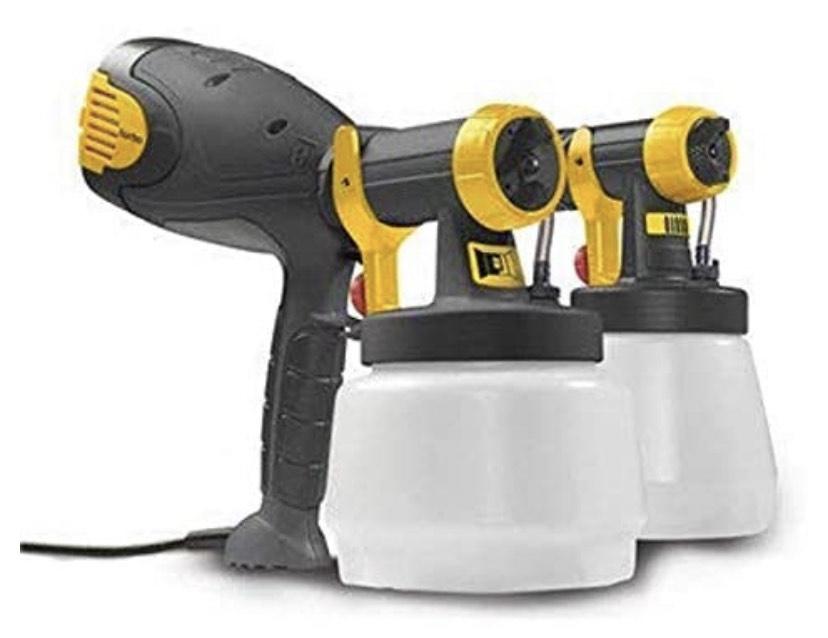 Wagner Fence & Decking Sprayer W510GB 1300ml capacity 350W - £64.57 at Amazon