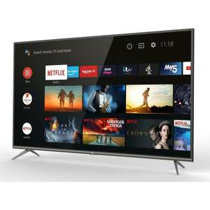 "TCL 65EP658 65"" Smart 4K Ultra HD Android TV - £431.96 with code @ BuyItDirect eBay"