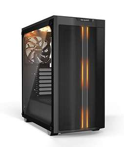 Be Quiet! Pure Base 500DX Mid Tower Case Tempered Glass-Black, £77.91 (Mainland UK Delivery) Sold by Amazon EU @ Amazon