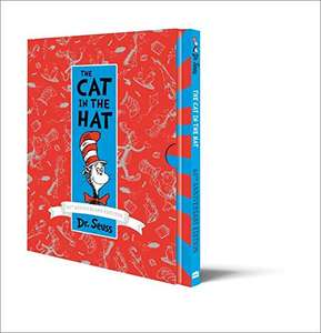 The Cat in the Hat Slipcase edition (Dr. Seuss) Hardcover Book £7.24 prime / £10.32 nonPrime @ amazon.co.uk