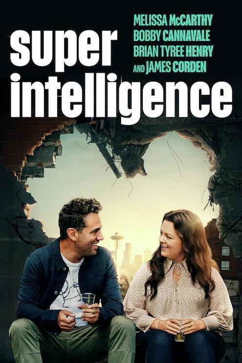 Superintelligence (2020 Comedy Film, Melissa McCarthy) - £2.90 to rent @ Chili