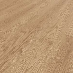 Novocore York Oak Luxury Vinyl Click Flooring 3.29m2 Pack (Limited) - £5 in-store only @ Wickes
