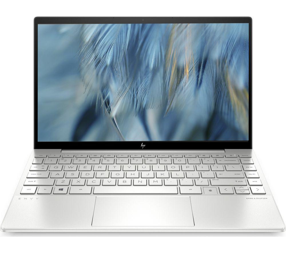 "HP ENVY 13.3"" Laptop - Intel® Core™ i5, 512 GB SSD, Silver - £779.98 @ Currys PC World"