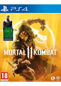 Mortal Kombat 11 (PS4 with free PS5 Upgrade) - £14.99 delivered @ Simply Games