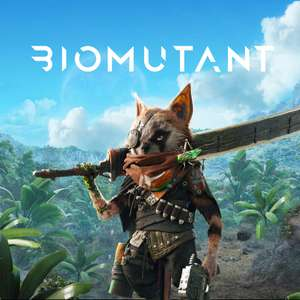 Biomutant coming to EA Play Pro on 25 May