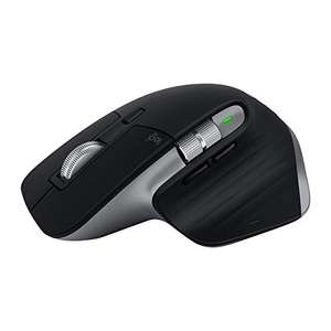 Logitech MX Master 3 for Mac (and Bluetooth enabled PC) £75.88 sold & fulfilled by Amazon