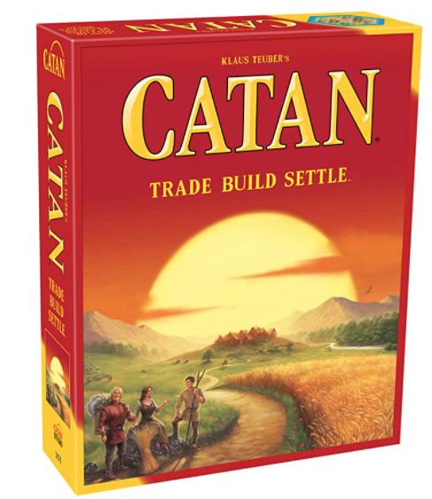 Catan board game £23.84 @ Amazon