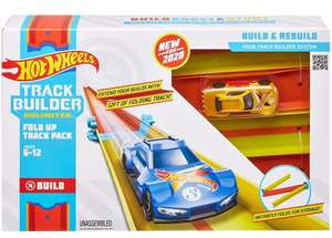 Hot Wheels GLC91 Builder Unlimited Fold Up Track Pack £4.45 prime / £8.94 non prime @ Amazon