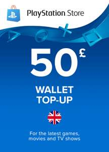 £50 PlayStation Network Card for £41.17 @ Instant Gaming