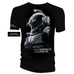 Kojima Productions: T-Shirt: Ludens II - S / M / L - £5.99 Delivered @ Forbidden Planet
