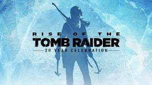 Rise of the Tomb Raider: 20 Year Celebration (Steam PC) £3.40 @ GreenManGaming
