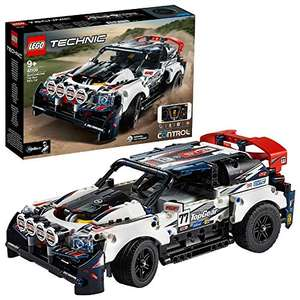 LEGO Technic 42109 CONTROL+ App-Controlled Top Gear Rally Car - £67.08 Delivered @ Amazon
