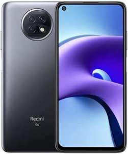 Xiaomi Redmi Note 9T 5G Dimensity 800U 5000mAh Smartphone 128GB, 4GB RAM, Dual Sim, Nightfall Black - £169 @ Amazon