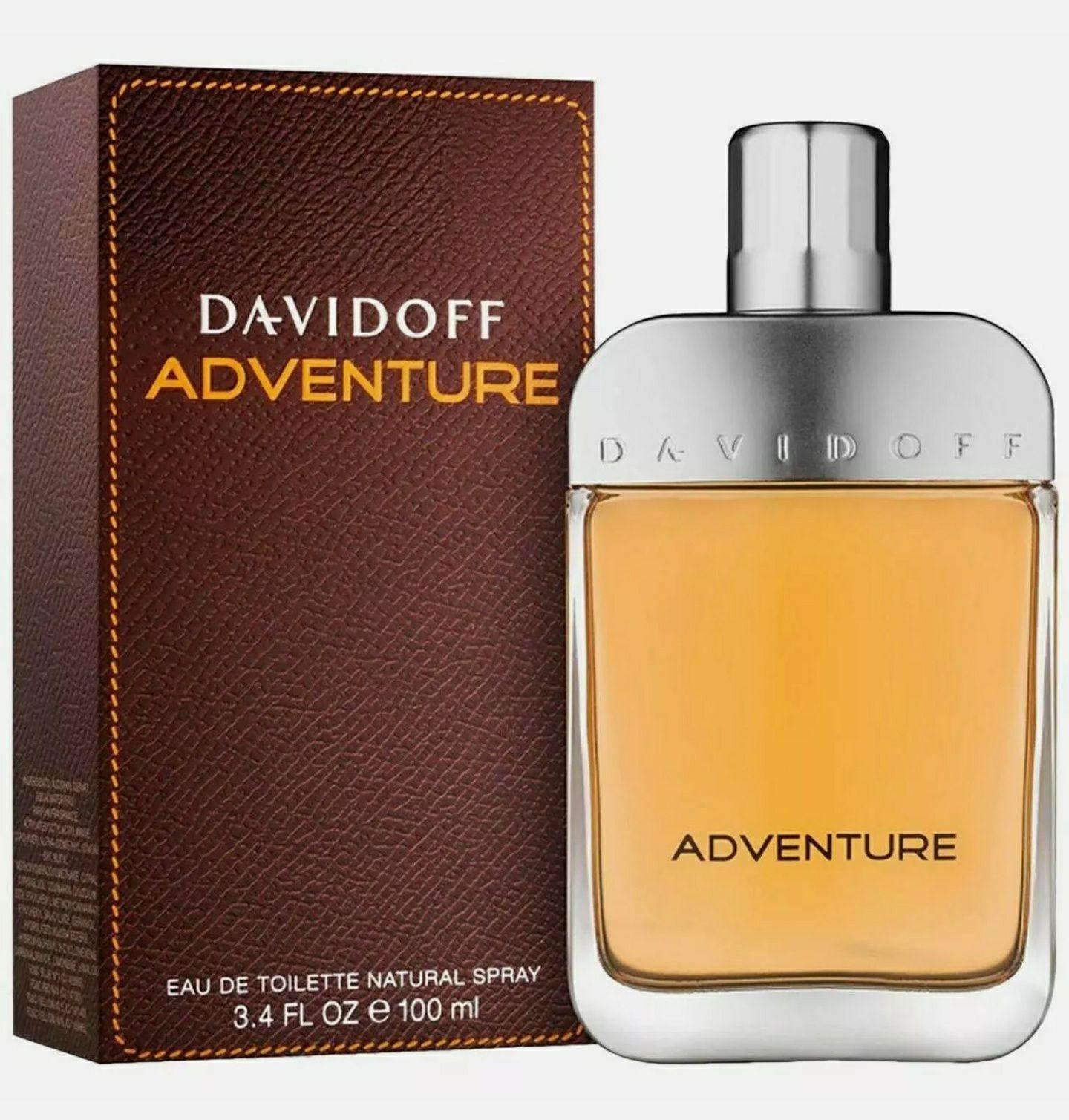 Davidoff Adventure For Men Eau De Toilette Spray (100ml) - £15 @ beauty-scent / eBay