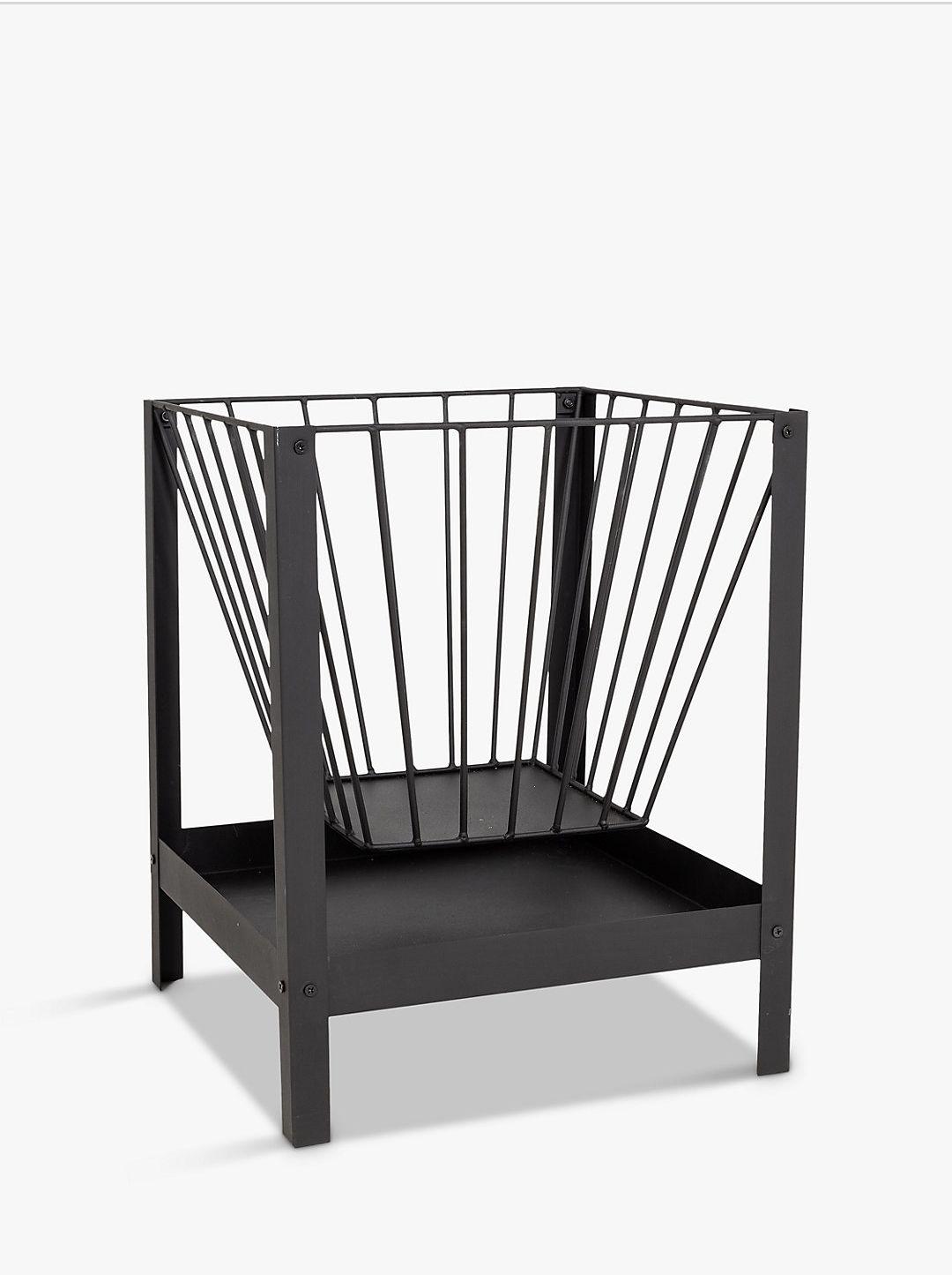 La Hacienda Brinkworth Steel Firepit Basket £59 delivered @ John Lewis & Partners