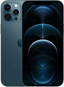 Apple iPhone 12 Pro Max 5G Smartphone 128GB SIM-Free Unlocked - Pacific Blue 'Open never used Grade A' £833.89 @ cheapest_electrical / ebay