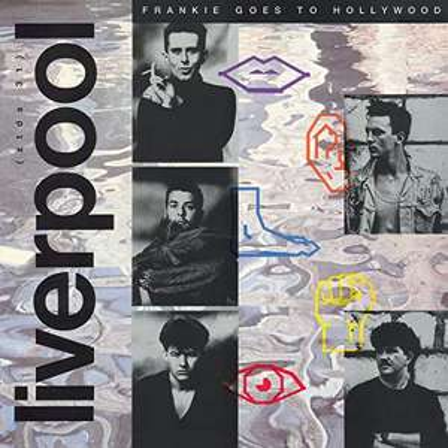 Liverpool [VINYL] LP Frankie Goes To Hollywood £8.75 (Prime) + £2.99 (non Prime) at Amazon