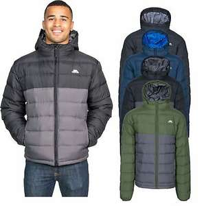 Trespass Mens Padded Jacket Casual Winter Coat £23.99 delivered with code @ eBay/trespass
