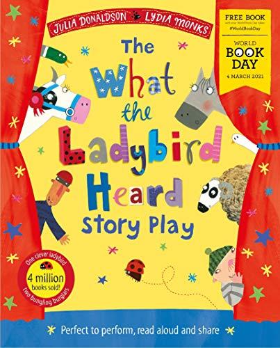 What the Ladybird Heard by Julia Donaldson £1 (+£2.99 Non Prime) @ Amazon