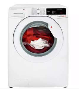 Hoover DXOA 68LW3 8KG 1600 Spin Washing Machine for £240.98 - Free click and collect at select stores @ Argos