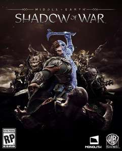 Get Middle-Earth: Shadow of War (Steam) £5.60 @ Greenman Gaming