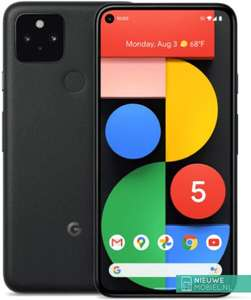 Google Pixel 5 5G 128GB, Just Black + £10 Top Up Required £559 @ Three.co.uk