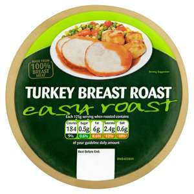 Bernard Matthews Turkey breast Roast 450g 35p @ Asda Small Heath
