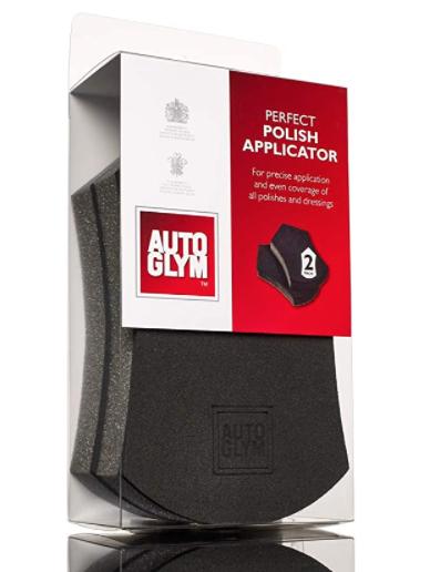 Autoglym AG 100006 Perfect Polish Applicator (Set of 2) - £6.13 + £4.49 non prime @ Amazon