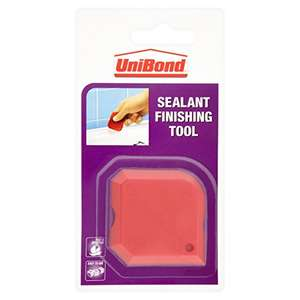 Unibond Sealant Finishing Tool - Tool for a Smooth and Professional Finish - £2 + £2.99 NP @ Amazon