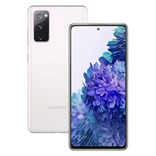 Samsung Galaxy S20 FE 5G (Snapdragon)Mobile Phone; Sim Free Smartphone - 256 GB - Cloud White (UK Version) £575 @ Amazon