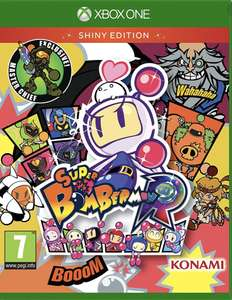 Bomberman and Project Cars GOTY edition (Xbox One) - £5 each brand new instore at Game (Dundee)