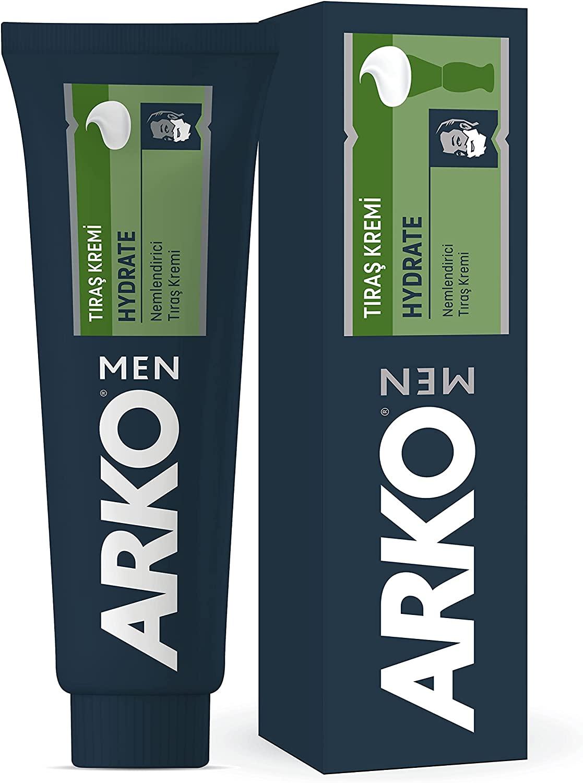 Arko Men Hydrate Shaving Cream 100g £1.49 / £5.98 Non-Prime @ Amazon