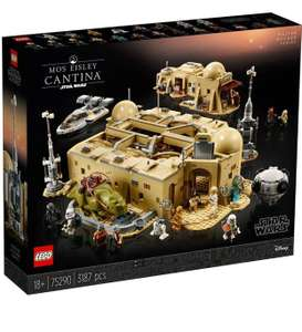 LEGO 75290 Star Wars - Mos Eisley Cantina Building - £264.03 delivered (UK Mainland) at Amazon Spain
