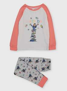 Roald Dahl Pyjamas (2-3 years) £5.50 +£3.95 delivery (Free Click & Collect on orders over £20) at TU Sainsburys