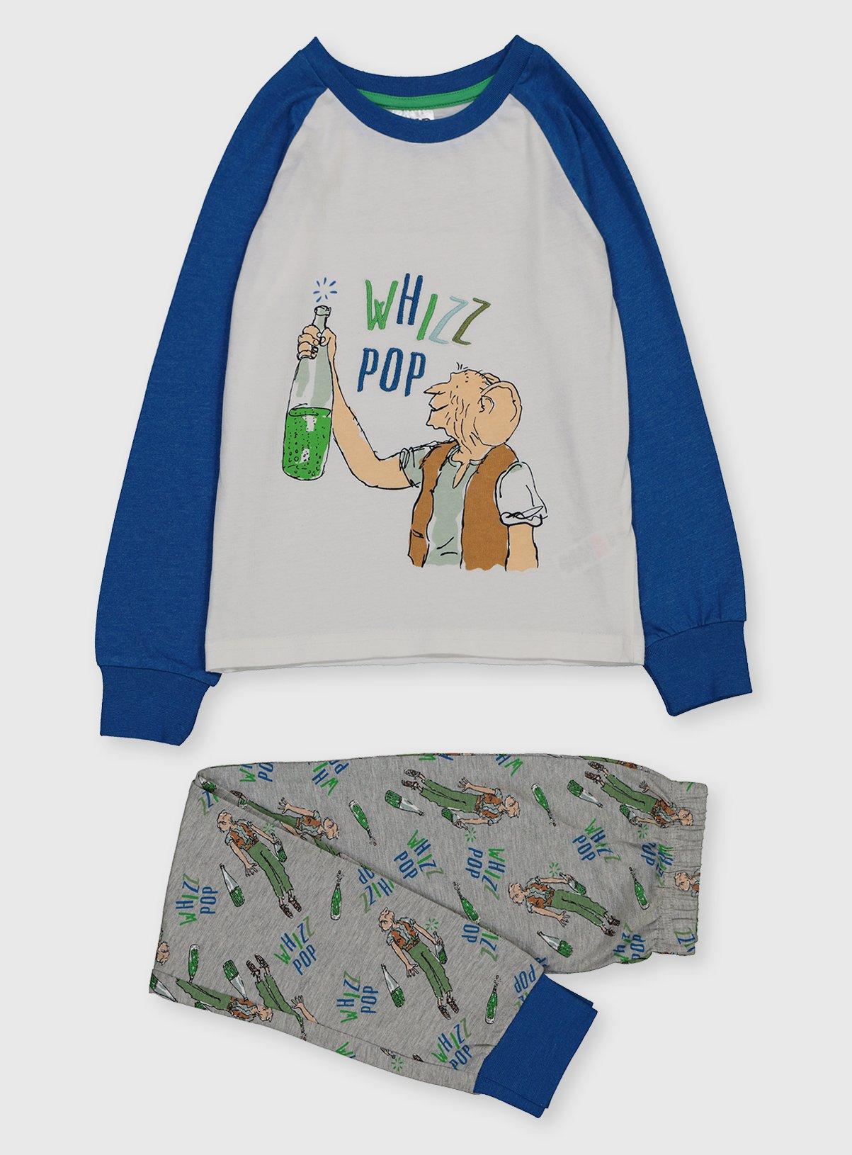Roald Dahl Pyjamas - £5 Tu Free click and collect @ Argos