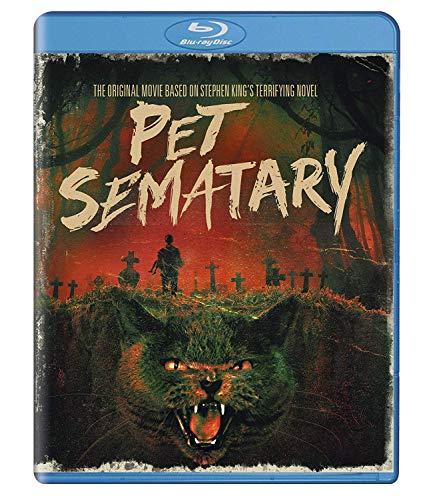 Pet Sematary Blu-ray - £6.03 (+£2.99 Non-Prime) @ Amazon