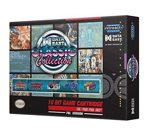 Data East Classic Collection PAL Version SNES Cartridge - £17.49 (+£4.49 Non-Prime) @ Amazon