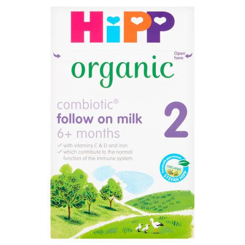 HiPP 2 Follow On Baby Milk Powder From 6 Months £9.50 @ Asda