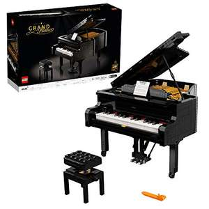 LEGO 21323 Ideas Grand Piano Model Building Set for Adults, Collectible Display Gift with Motor and Power Functions £265.76 @ Amazon