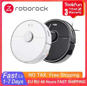 Roborock S5 Max Robot Vacuum Cleaner £279.45 (£272.68 Paying with Fee Free Card) Delivered from EU AliExpress Roborock Life Tech Store