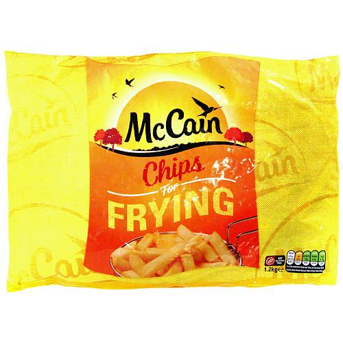 1.2kg McCain Frying Chips £1 instore @ Farmfoods (Birmingham - Sheldon)